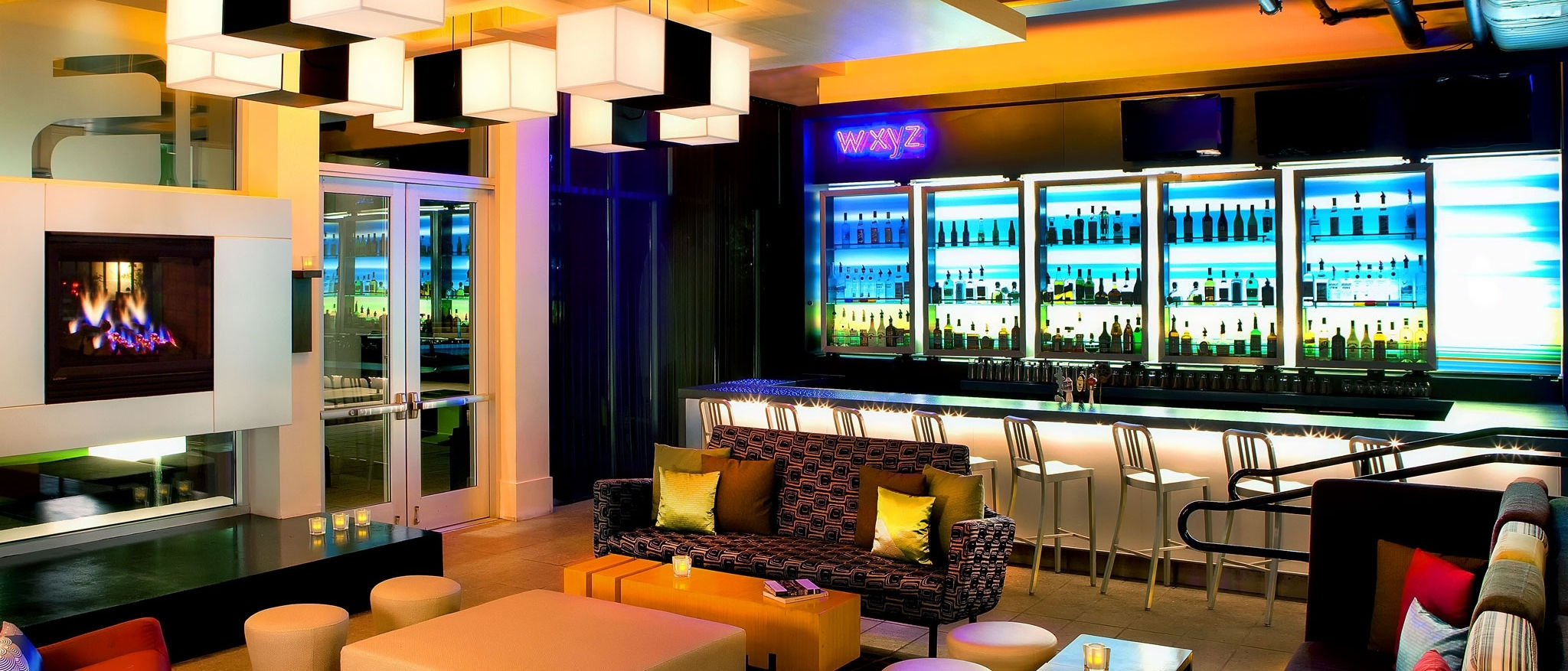 Aloft Philadelphia Airport - Re:mix lounge